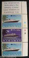 DISNEY CRUISE LINE DCL CASTAWAY CAY STAMPS SET OF 3 UNCUT FROM 1998-DISNEY MAGIC