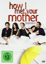HOW I MET YOUR MOTHER DIE KOMPLETTE DVD SEASON / STAFFEL 4