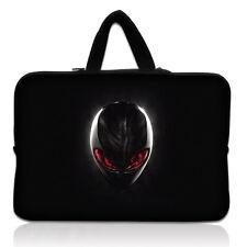 "14"" Cool Boy's Laptop Sleeve Case Bag +Hide Handle For Dell Alienware M14x PC"