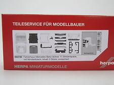 Herpa 083720  Mercedes-Benz Actros Streamspace 2.3 Fahrerhaus mit WLB 1:87