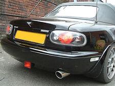 CUSTOM BUILT Mazda MX5 Exhaust - Stainless Steel UK