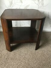 Vintage Wooden Side Occasional Table