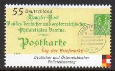 Alemania estampillada sin montar o nunca montada 2006 SG3442 Día De Sello