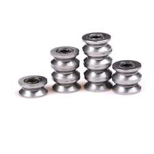 10pcs 624VV V Groove Sealed Ball Bearings Vgroove 4 x 13 x 6mm 2~2.5mm deep FBCA