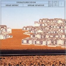 DESAPARECIDOS - READ MUSIC-SPEAK SPANISH  CD NEW+