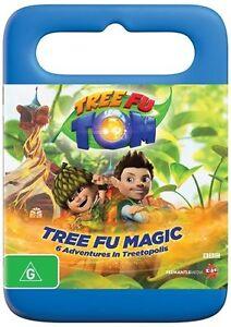 Tree Fu Tom - Tree Fu Magic Region 4 - NEW