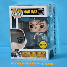 Funko Pop Vinyl Mad Max Imperator Furiosa Chase 507 Pop Protector