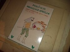 MATTONELLA PUBBLICITARIA PANIFICIO FRANCESCO APICELLA VIETRI SUL MARE VINTAGE