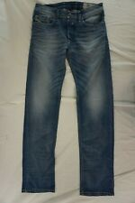 NWT DIESEL Men's Waykee 084DF Regular-Straight Stretch Jeans 27 x 32
