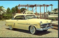 """ANTIQUE AUTOS, 1952 FORD """"V8"""" VICTORIA, UNUSED, (380"""