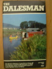 Dalesman October Nature, Outdoor & Geography Magazines