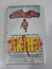 AKIRA KATSUHIRO OTOMO NEO-TOKYO 2019 VHS TAPE CASTELLANO ANIME MANGA NEW NUEVO