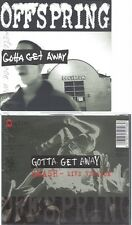 CD--OFFSPRING -- --- GOTTA GET AWAY