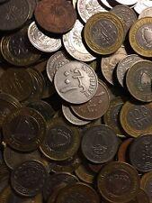 100 Gramm Restmünzen/Umlaufmünzen Bahrain