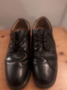 Solovair Shoes Black SIze 10