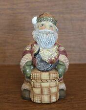 G DeBrekht Santa, Bird Keeper, Treasure Box, Ltd. Ed.