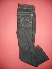 DKNY Bootcut Women's Navy Denim Jeans - Waist 29 Leg 29 - Zip-Fly - B475