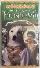 Wishbone - Frankenbone (NEW SEALED VHS) Mary Shelleys Frankenstein RARE HTF!