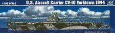Trumpeter 05603 - 1:350 Flugzeugträger USS Yorktown CV-10 1944 - Neu