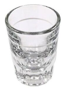 Shot Glasses x 4 (2 ozs) Great for Barista and Specialist Coffee Making!