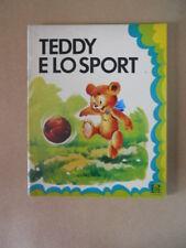 Collana Bel ( Bimbi e Libri ) - Teddy e Lo Sport Vol.16 1978 ed. AMZ [G390]
