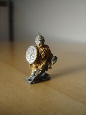 Assassin Metal en miniatura, pintado parcialmente, D&D Dungeons & Dragons Ciudadela