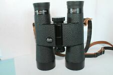 LEICA 8 X 40B TRINOVID BINOCULARS MADE IN GERMANY WITH CASE NEAR MINT