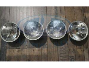 Lada 2103 2106 H4+H1 Headlight Set 4Pcs 2103-3711199 + 2103-3711200