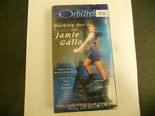 ORBITREK - WORKING OUT WITH JAMIE GALLO VHS NEW