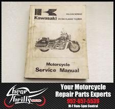 Factory Service Repair Manual Kawasaki Vulcan 1500 VN1500E Classic 98-99 OEM