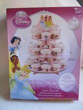 NEW!! Wilton **DISNEY PRINCESS CUPCAKE STAND KIT** 24 Cupcakes Party Fun!