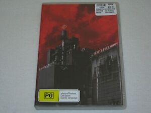 Rammstein - Lichtspielhaus - Music - VGC - Region 4 - DVD