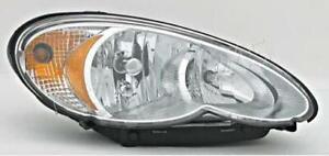 Headlight Right Fits CHRYSLER PT Cruiser 2000-2010