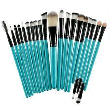 ROSALIND 20 Pcs Professionnel Maquillage Pinceaux Poudre Fondation Fard.