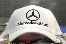 Mercedes-Benz baseball Cap Hat, black. Adjustable size with embroidered logo!!!