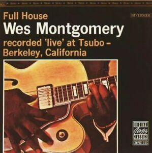 Wes Montgomery - Full House - Live At Tsubo Berkeley California - CD 9 titres