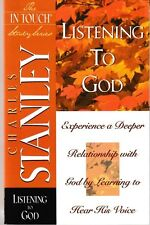 Listening to God - In Touch Study Series PB 1996 - Charles Stanley Bible Study