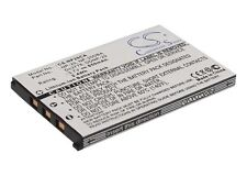 3.7V battery for Casio Exilim Zoom EX-Z77, Exilim EX-Z11, Exilim Card EX-S880