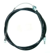 Parking Brake Cable-Stainless Steel Brake Cable Rear Right WorldParts 136950