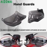 Motorcycle Hand Guard Riser Extension Shield For BMW R1200GS ADV F800GS S1000XR