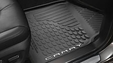 2018 TOYOTA CAMRY LE/XLE/SE/XSE ALL WEATHER FLOOR MATS/LINERS  PT908-03180-20