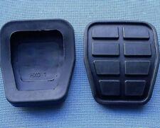 (2516) 1x pedales bremspedalgummi embrague pedal goma pedal de goma 32172117
