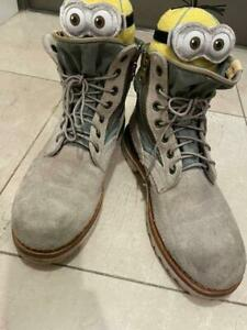visvim Boots Beige Suede US 9.5 Used From Japan