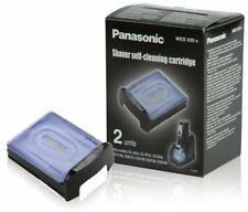 Panasonic Wes 035 Cleaning Cartridge/2 Cartridges with Cleaning Fluid