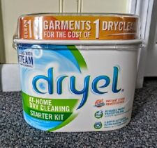 Dryel At Home Dry Cleaning 3 Starter Kist 3 Dryer Loads New Clean Breeze Scent