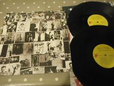 ROLLING STONES EXILE ON MAIN STREET 2010 UK VINYL LP SUPERB AUDIO NM, ROCK
