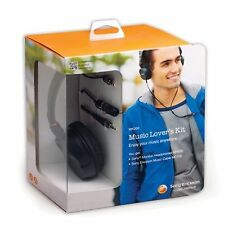 Genuine SONY MK200 Music Lovers Kit Headphones Headset For Xperia and Monitor