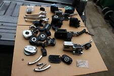 Harley BULK 7 Front Master Cylinders With Many Extra Parts Some Original (U-2002