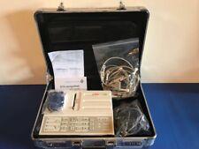 SECA CT3000i INTERPRETIVE ECG AUTOMATIC MACHINE CARDIO PRINTER hard carry case