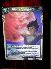 Planet Vegeta BT3-105 UC FOIL Dragon Ball Super TCG CCG Parallel Cross Worlds NM